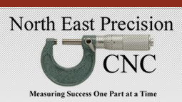 North East Precision CNC logo